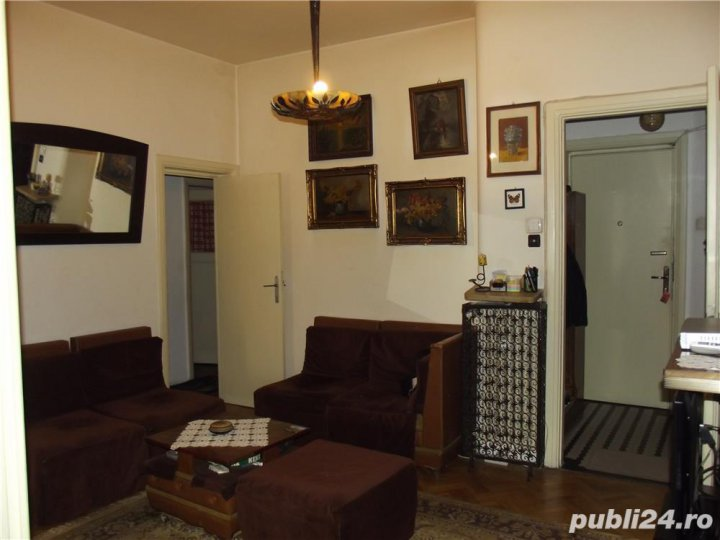 Apartment 2 rooms for sale Floreasca Dinamo