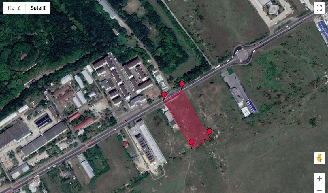 Land For Sale Baneasa Odaii Jandarmeriei